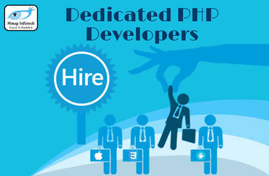 Hire PHP Developers by nimapinfotech