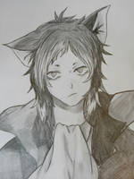 Akutagawa by Aldonika