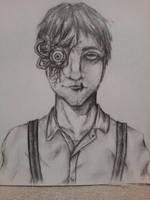 strange eye by Aldonika