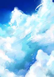 Cloud practice by Ariuemi