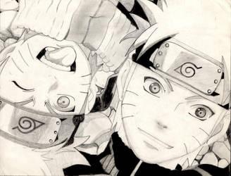 Naruto by AlchemyGaara