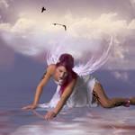 reflection by marousha