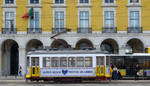 super bock tram Lisbon by Pippa-pppx