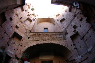 old Roman backyard by Pippa-pppx