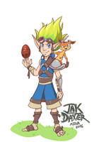 JakandDaxter by Metal-M