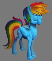 Rainbow Experiment by JustDayside