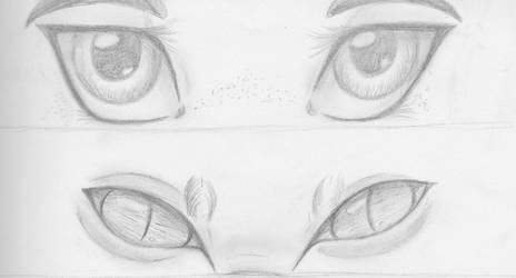 Eyes by RadiantSound
