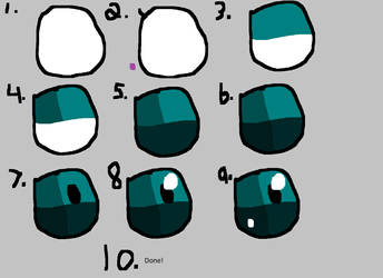 How to draw my type of eyes by lilcuppy2