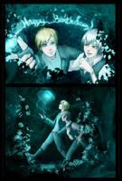 Magic Night: the Gift by AtreJane