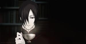 Kigeki - Black swordsman SCREENSHOT RE-DRAW by AtreJane