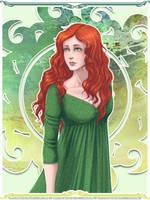 Seraphina Kian Tannhauser by AtreJane
