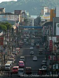 downtown Iloilo by VanS3n