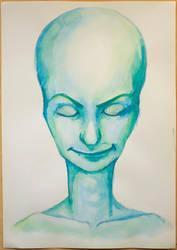 Alien by Marioni-Lammie