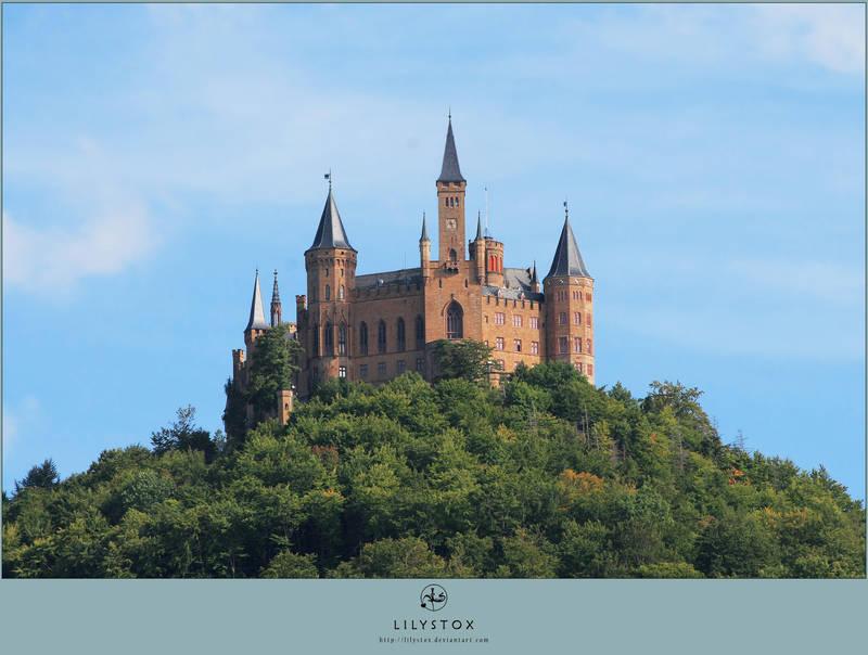 Castle by LilyStox