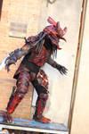 Sci-Fi Star Wars Monster Warrior 2 by LilyStox