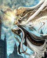 Illustrious Angel by d1eselx