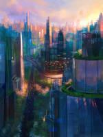 New Rome by Toru-meow