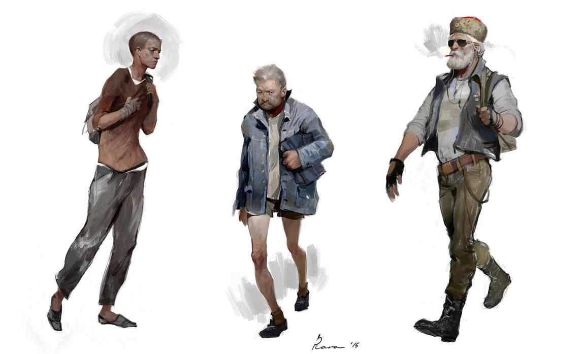 Insecure, Pants What Pants, Grandpa by Toru-meow