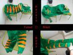 Custom pacato corpo by FursuitBrasil