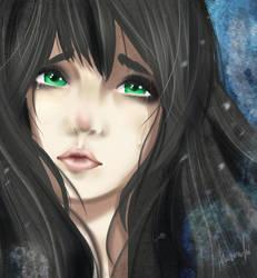 Dry your eyes by Amazarahi