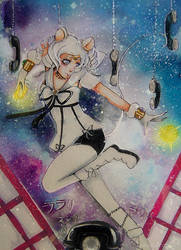 Sailor Iron Mouse by Amazarahi