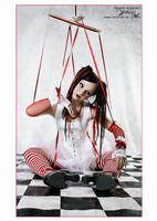 the puppet I by madame-grotesque