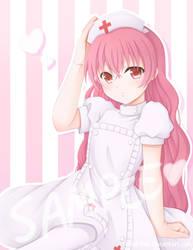 Mikoto (Princess Princess) by chai-kun
