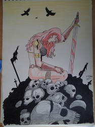 Red Sonja (2) by BarbuMA61
