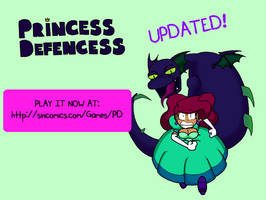 Princess Defencess THE FINALE! by SinComics