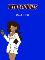 Mercs Issue 3 Part A by SinComics