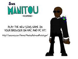 New Prototype- Manitou by SinComics