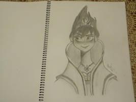 Evil Elsa by RussRamos