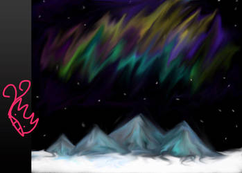 Northern Lights  by ChangelingButterfly