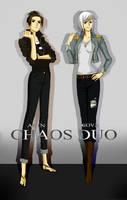CHAOS DUO by Arin-ya