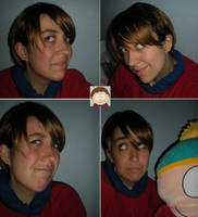 Clyde Cosplay by Eric--Cartman