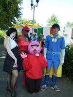 Drawn Together Cosplay Group 1 by Eric--Cartman