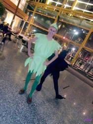 Youmacon 2013: Peter Pan by Ritzy-kun