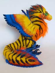 Pyro-Raptor by kimrhodes
