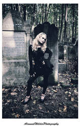 .Cemetery Fashion. by AlannahWilder
