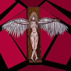 Resubmit of Crucify the Angel by plutoniancrow