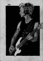 Mike Dirnt by leomessi111