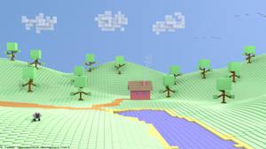 Pixel-World by dornenreich