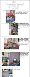 Bedroom meme by saiyan-chan