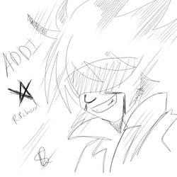 Addi Gibson 2 by saiyan-chan