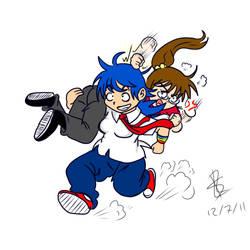 I'll be bowser by saiyan-chan