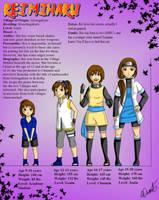 Rei Time Line by Tsuki--Sama