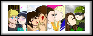 Couples of the Season by Tsuki--Sama