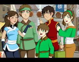 Let's go shopping by Tsuki--Sama