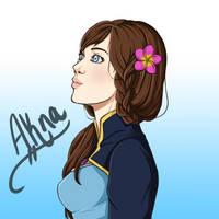 Akna by Tsuki--Sama