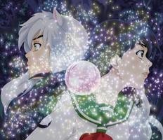 REDRAW Inuyasha Opening 5 by Tsuki--Sama